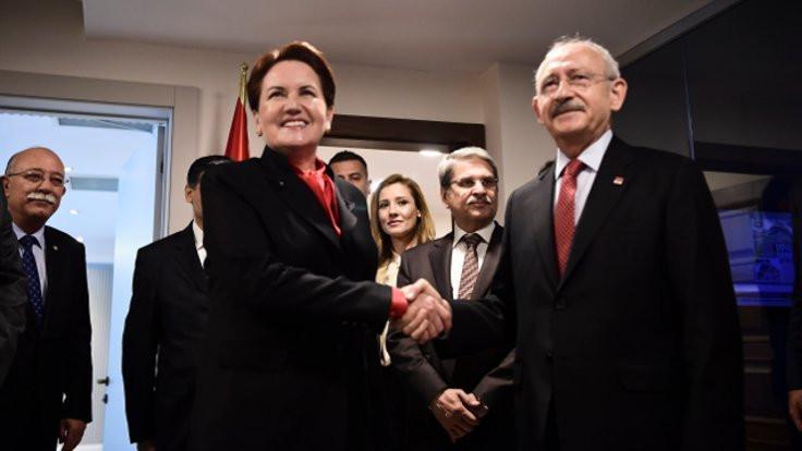 Kılıçdaroğlu, Akşener ile buluşacak