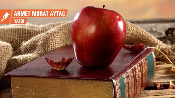 Bir yurtsuzluk sembolü: Kızıl elma