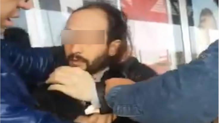 Metrobüste cinsel saldırıya tutuklama