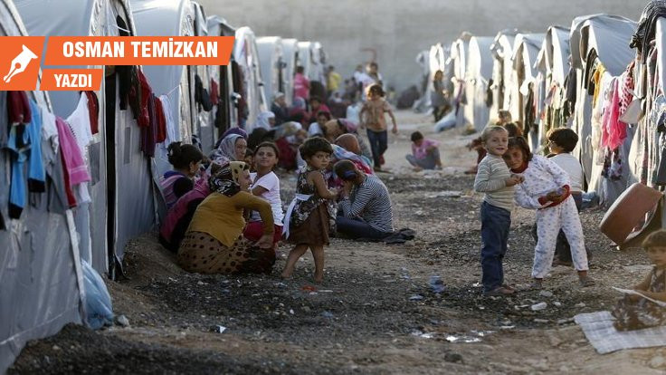 Mülteciler insanlığın ortak yetimleridir