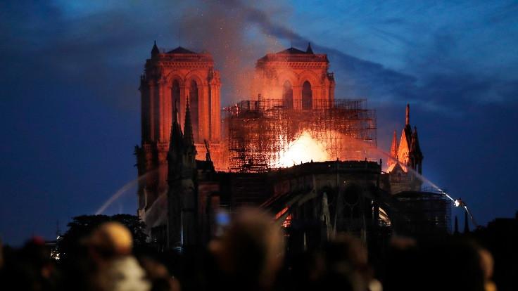 'Tüm insanlık için büyük bir felaket'