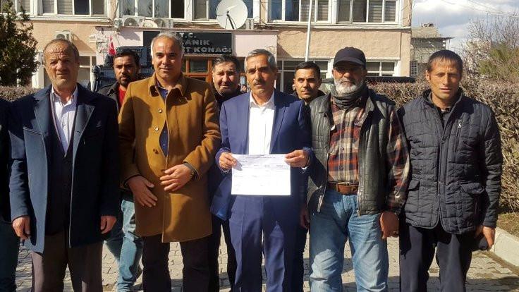 HDP: Mazbatayı alan kişi disipline sevk edildi