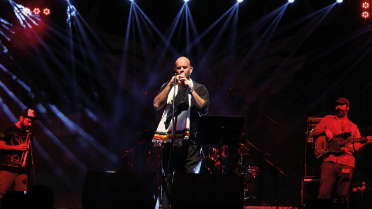 Sattas'tan İstanbul'da konser