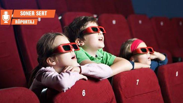 'Etkileşimli film izlemek müfredata girmeli'