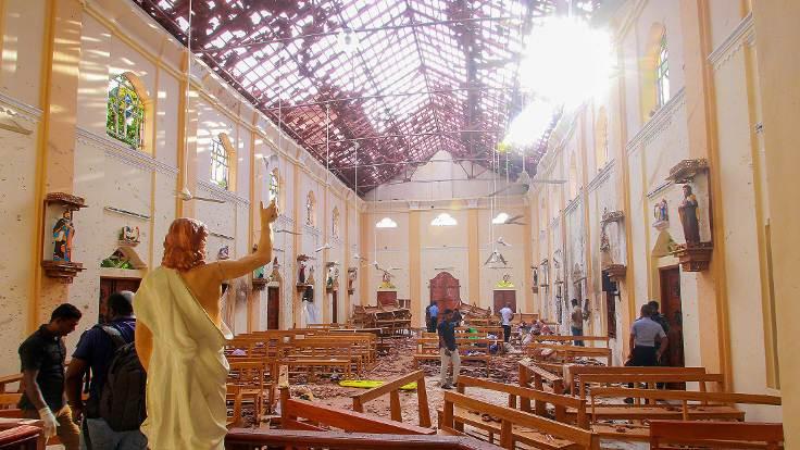 Sri Lanka saldırılarını IŞİD üstlendi