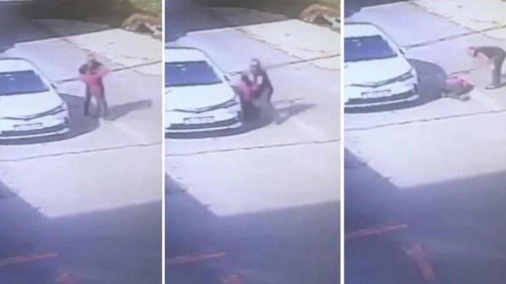 Çocuğu darp eden sürücü serbest bırakıldı