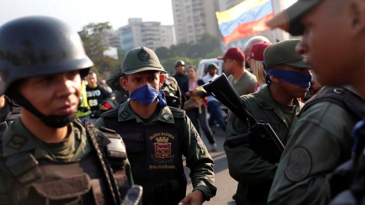 Maduro'ya yönelik saldırılar