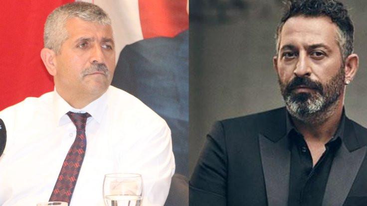 MHP'li başkan: Cem Yılmaz'ı anlamıyorum