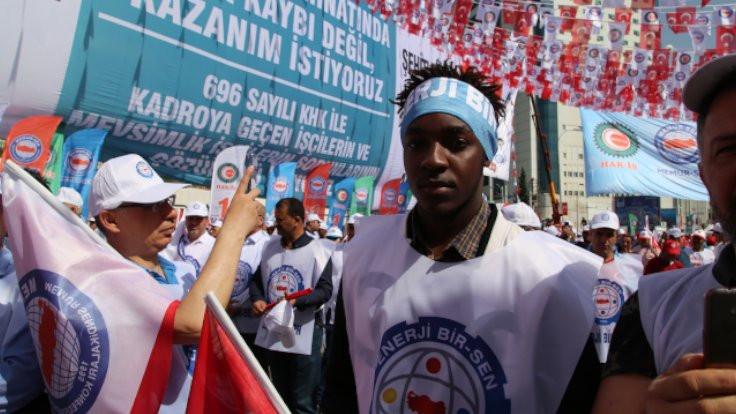 Fotoğraflarla Türkiye'de 1 Mayıs - Sayfa 2