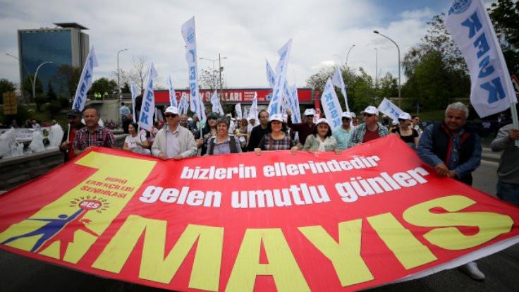 Fotoğraflarla Türkiye'de 1 Mayıs - Sayfa 1