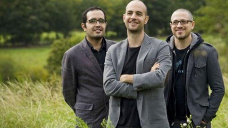 Shai Maestro Trio sahnede
