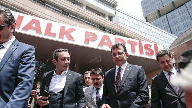 CHP bildirisi: 24 Haziran seçimleri de yenilensin