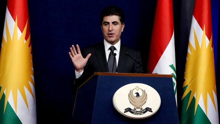 DTK Neçirvan Barzani'yi kutladı