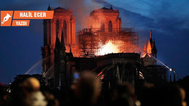 Ahmet Hamdi Tanpınar çok üzülürdü bu yangına