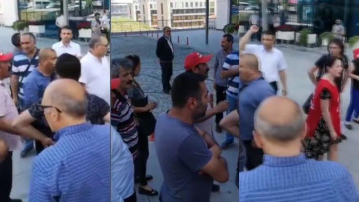 'İlgezdi'nin korumaları işçileri darp etti' iddiası