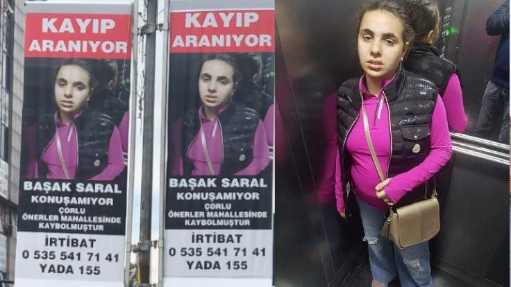 Başak Saral 6 gündür kayıp
