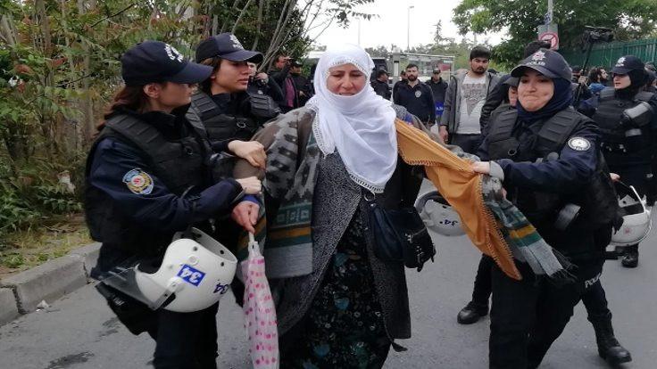 Annelere tutuklama istemi