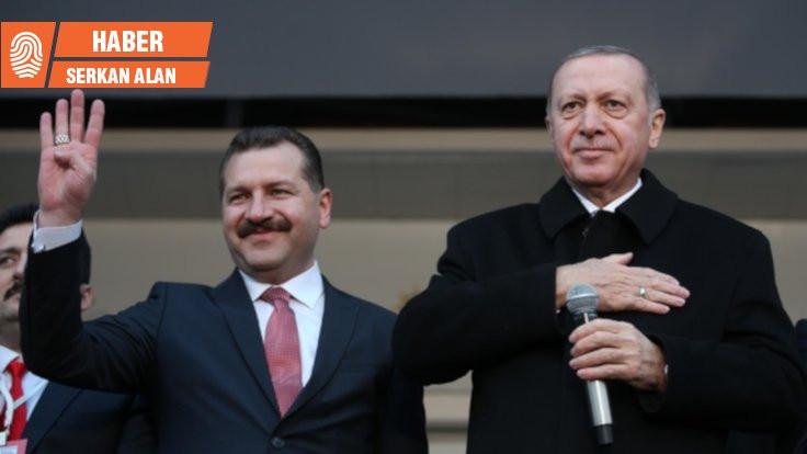 Taraftar, AK Partili başkanı Erdoğan'a şikayet etti