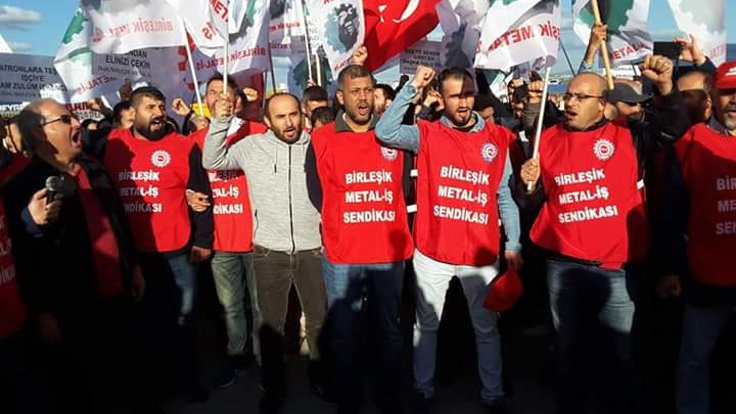 Birleşik Metal-İş ve Türk Metal anlaştı