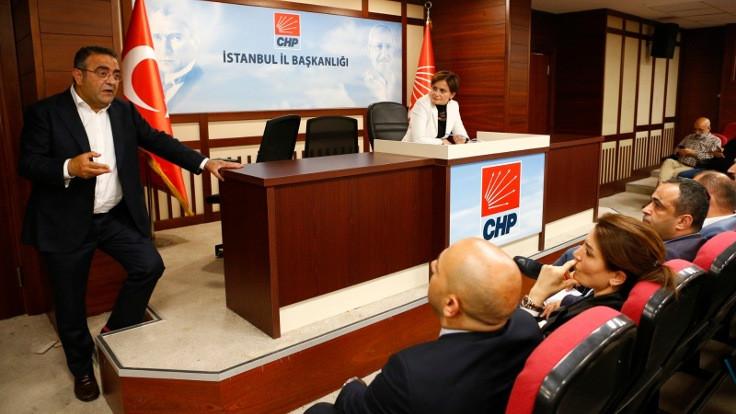 Kaftancıoğlu: Halk iradesi gasp edilmeyecek