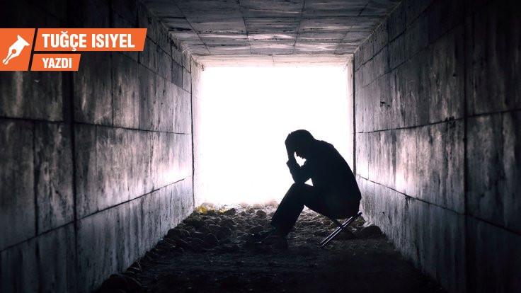 Depresyonun ipiyle kuyuya inilir mi?