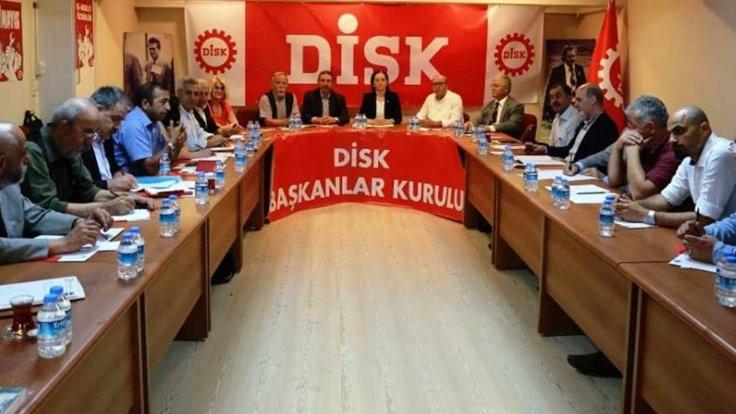 DİSK: 23 Haziran'da işçi hakları da oylanacak