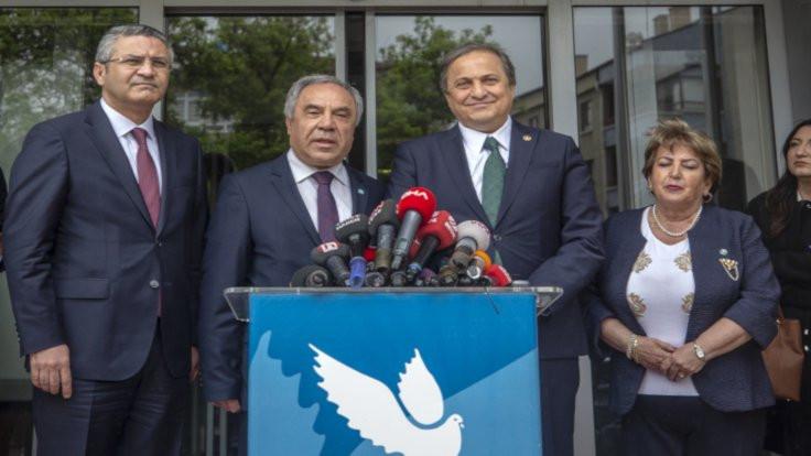 DSP 'İstanbul kararını' hafta sonu verecek