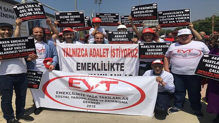 EYT'liler 26 Mayıs'ta Yenikapı'da