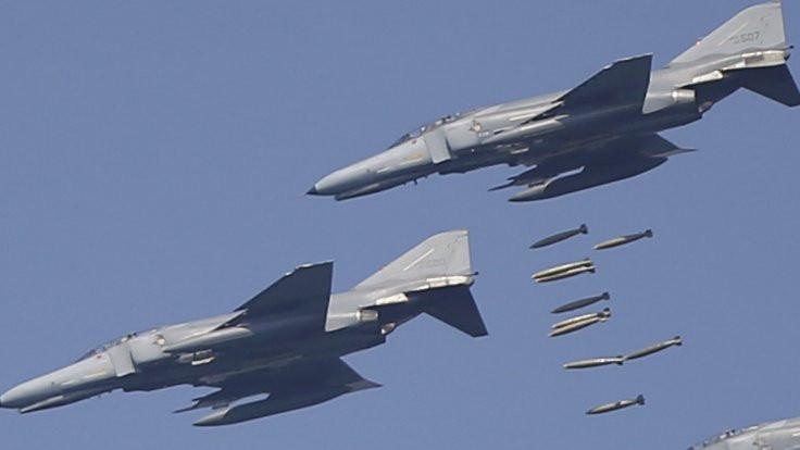 F-4 uçağı arızalandı