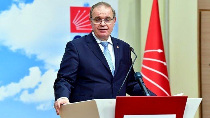 CHP: Erdoğan, İnönü gibi yanıt vermeliydi