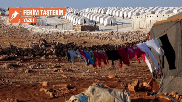 İdlib seçimi: Cehennemden cehennem beğen