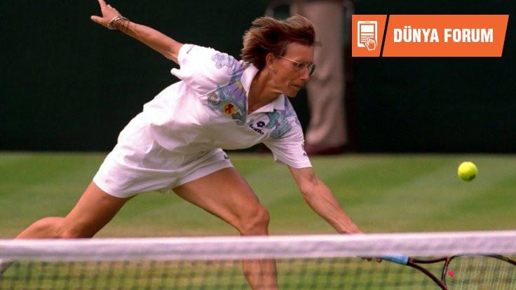 Martina Navratilova: Tenis tarihinin armadası
