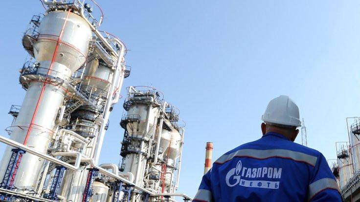 Naftogaz, Gazprom'u Avrupa Komisyonu'na şikayet etti