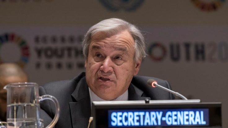 BM'den dünyaya özgür basın uyarısı