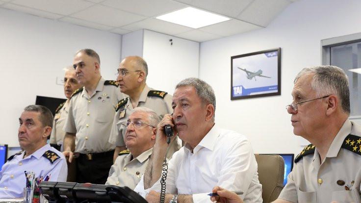 Bakanlık: Hakurk'a operasyon başlatıldı