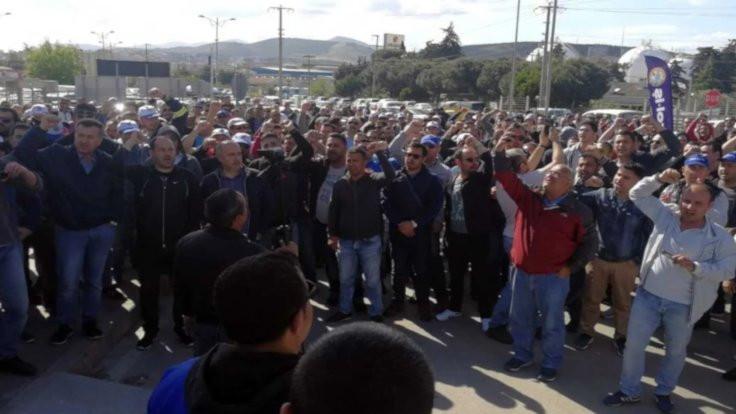 TÜPRAŞ işçileri: Radikal kararlar alırız