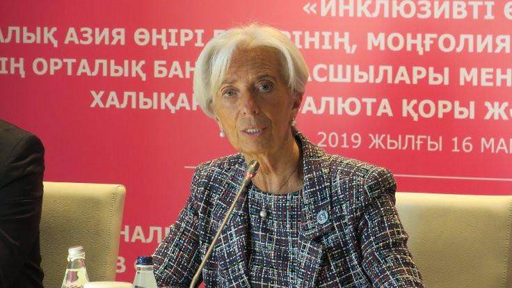 IMF Başkanı Lagarde: Ticaret savaşında hepimiz kaybediyoruz