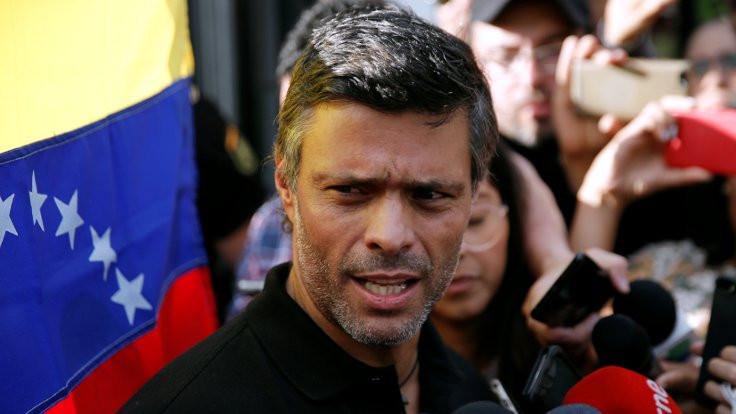 'Maduro devrilene kadar dinlenmeyeceğim'