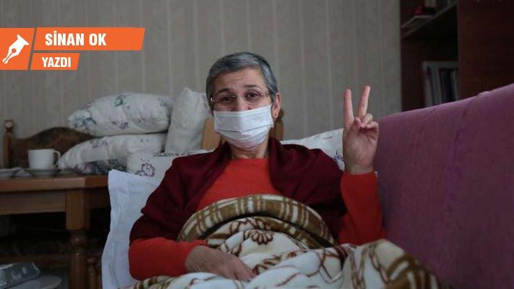 Leyla Güven Türkiye'dir