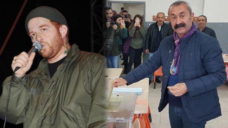 Gökhan Özoğuz'dan 'Dersim' paylaşımı
