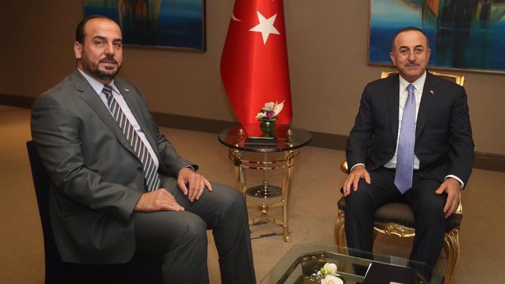 Çavuşoğlu: Anayasa Komitesi konusunda anlaşmaya yakınız