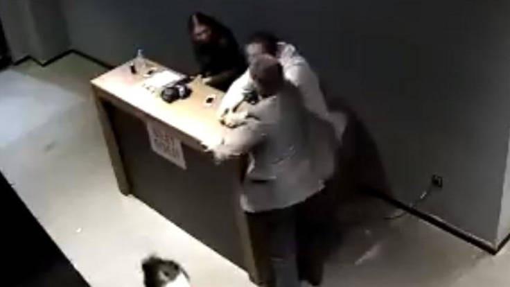 Meydan Beşiktaş'ın sahibinden çalışanlarına şiddet