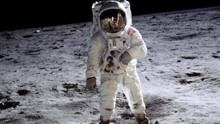 İlk kadın astronot Ay'a gidiyor