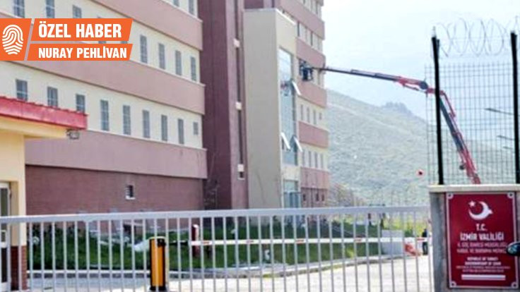 Mülteci merkezinde avukatlar 2 saat kilitli tutuldu