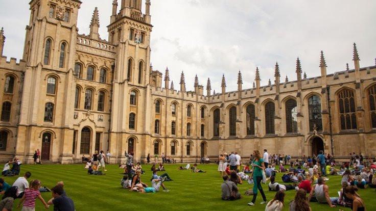 Notları düşük olanlar da Oxford'lu olabilecek