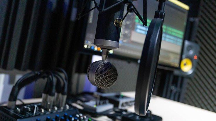 Podcast Zirvesi düzenleniyor