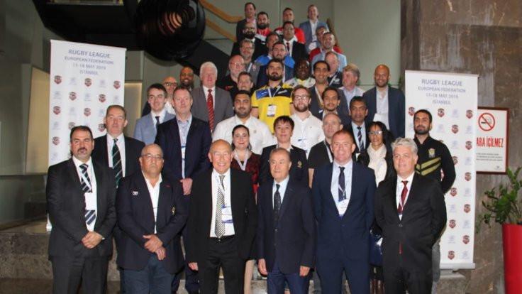 Ragbi Lig Konferansı yapıldı