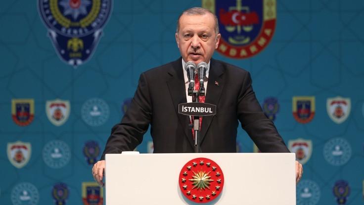 Erdoğan'dan TÜSİAD'a: Yeri gelirse teşhir ederim