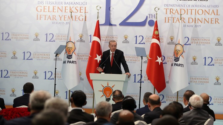 Erdoğan: Avrupa bize hâlâ çalım atıyor