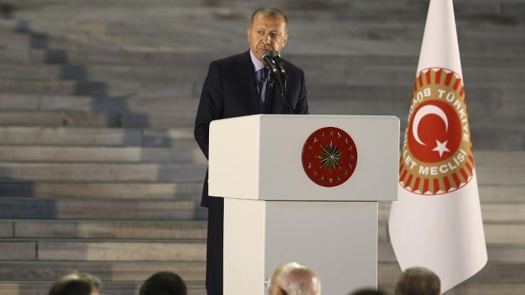 'Hepimiz Türkiye gemisinin yolcularıyız'